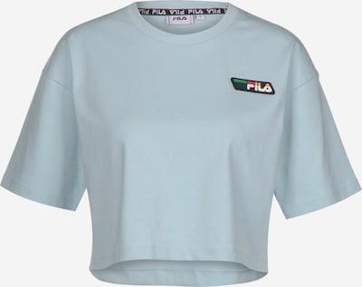 FILA T-Shirt in pastellblau / mischfarben, Produktansicht