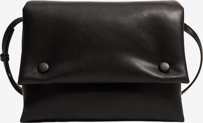 MANGO Torba za čez ramo 'Bizcocho' | črna barva, Prikaz izdelka