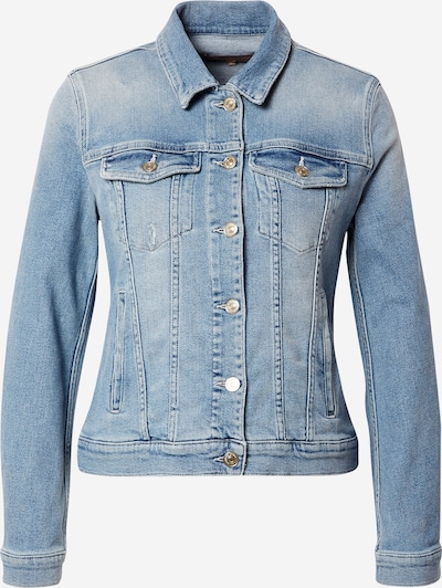7 for all mankind Jacke in blue denim, Produktansicht