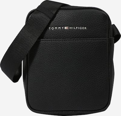 TOMMY HILFIGER Чанта за през рамо тип преметка в черно, Преглед на продукта