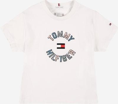 TOMMY HILFIGER T-Shirt in mischfarben / weiß, Produktansicht
