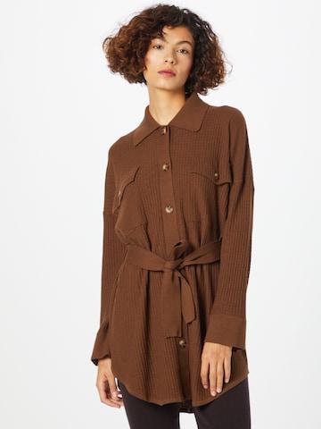 Blanche - Cárdigan 'Bruno' en marrón