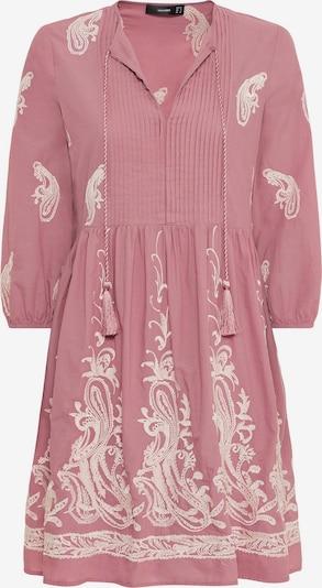 HALLHUBER Kleid in altrosa / weiß, Produktansicht