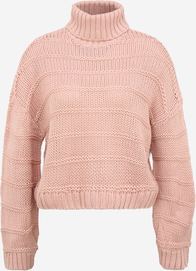 Noisy May (Petite) Pullover  'WENDY' in rosa, Produktansicht