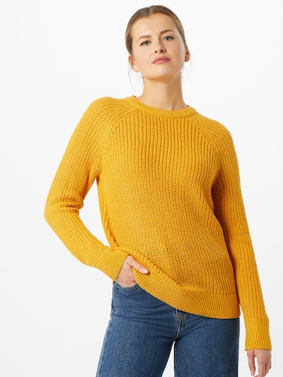 TOM TAILOR DENIM Pullover in limone, Modelansicht