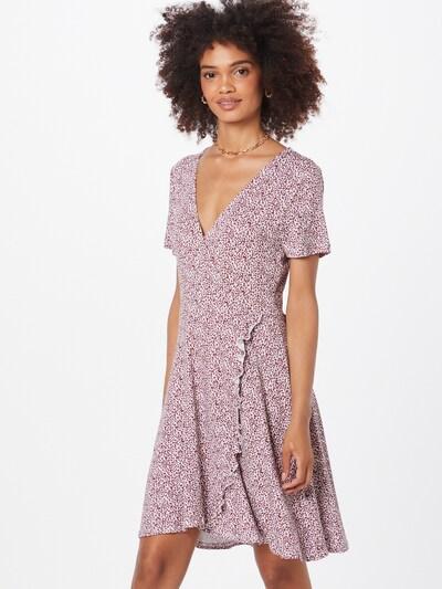 ABOUT YOU Kleid in braun / mischfarben, Modelansicht