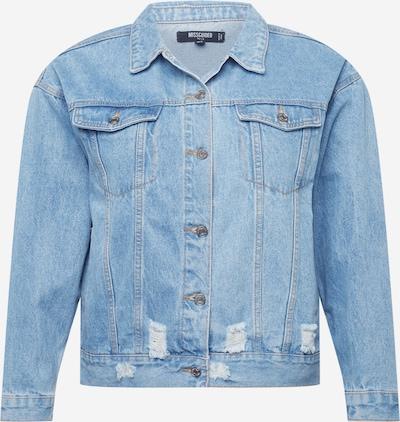 Missguided Plus Jacke in hellblau, Produktansicht