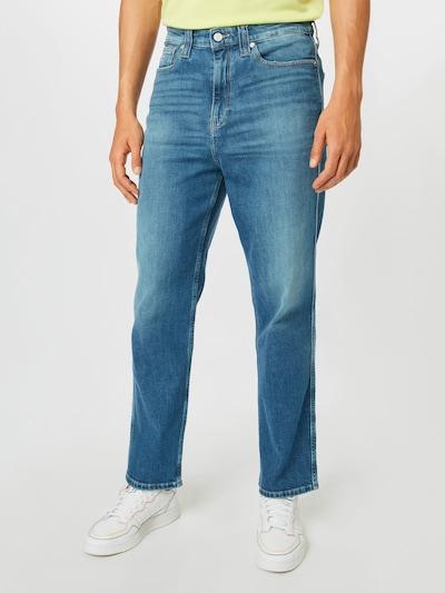 Tommy Jeans Jeans 'RUBEN' in blue denim, Modelansicht