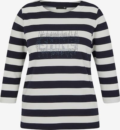 Thomas Rabe Shirt in schwarz / weiß, Produktansicht