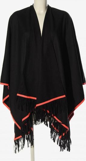 miss goodlife Poncho in XL in pink / schwarz, Produktansicht
