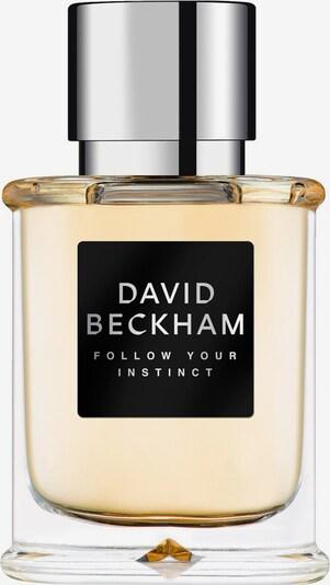 David Beckham Eau de Toilette in beige / silber, Produktansicht