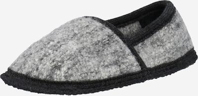 BECK Hausschuh 'Toni' in grau, Produktansicht