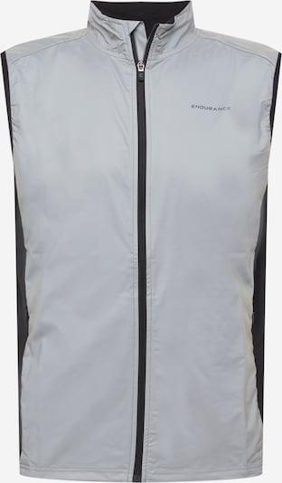 ENDURANCE Sportweste 'Peelier' in grau / schwarz, Produktansicht