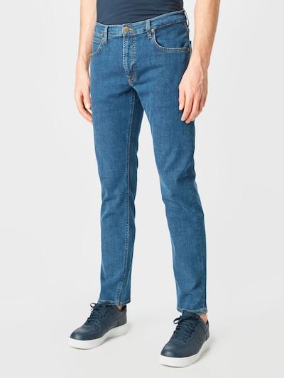Lee Jeans 'Daren' in blue denim, Modelansicht