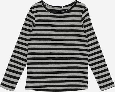 NAME IT Shirt in grau / schwarz, Produktansicht