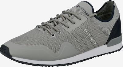 TOMMY HILFIGER Sneaker in grau / schwarz, Produktansicht