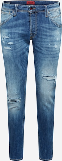 JACK & JONES Traperice 'Glenn Fox GE 740 Slim Fit' u plava, Pregled proizvoda