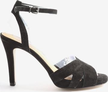 COX High Heel Sandaletten in 38 in Schwarz