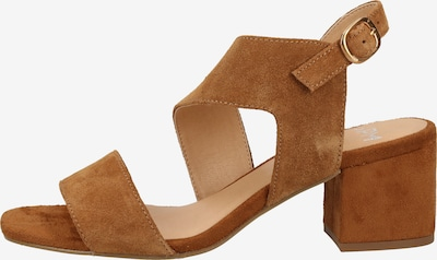 SPM Sandalen in braun, Produktansicht