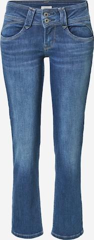 Pantaloni 'NEW GEN' de la Pepe Jeans pe albastru