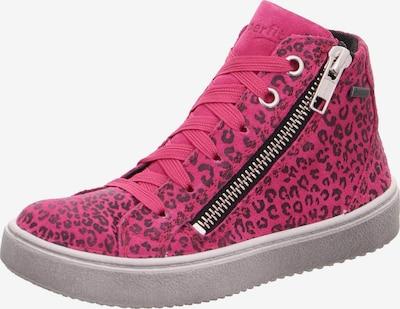 SUPERFIT Sneaker 'HEAVEN' in pink / schwarz, Produktansicht