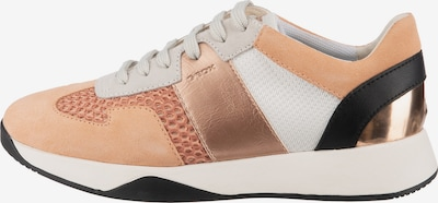 GEOX Suzzie Sneakers Low in rosa, Produktansicht