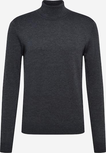 JACK & JONES Pullover  'BLAFAST' in dunkelgrau, Produktansicht