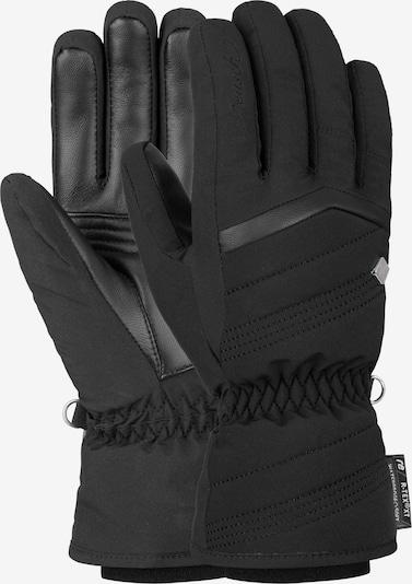 REUSCH Fingerhandschuhe 'Lenda R-TEX® XT' in schwarz, Produktansicht
