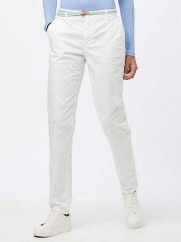 ESPRIT Hose in Weiß