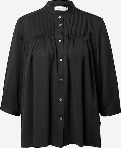 Calvin Klein Bluse in schwarz, Produktansicht