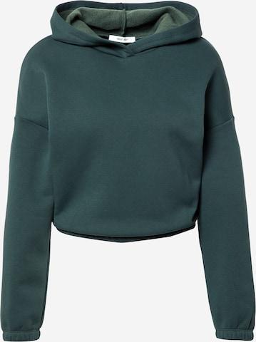 Sweat-shirt 'Melisa' ABOUT YOU en vert