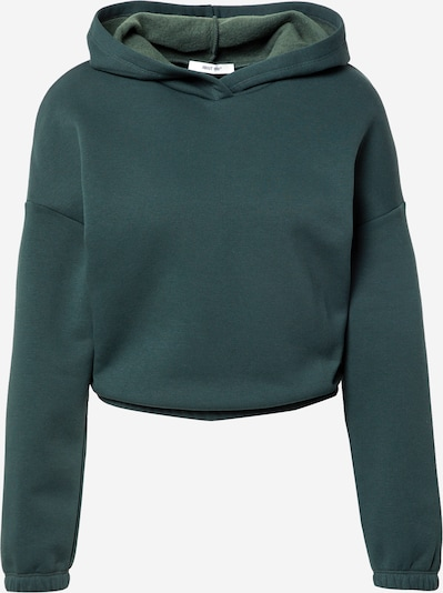 ABOUT YOU Sweatshirt 'Melisa' in Dark green, Item view