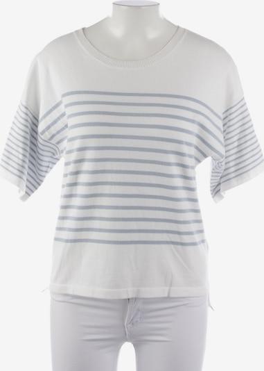 OUI Pullover in XS in blau / weiß, Produktansicht