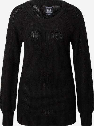 GAP Пуловер 'BROOKLYN' в черно: Изглед отпред