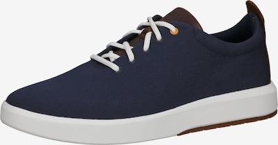 TIMBERLAND Sneaker in dunkelblau / dunkelbraun, Produktansicht