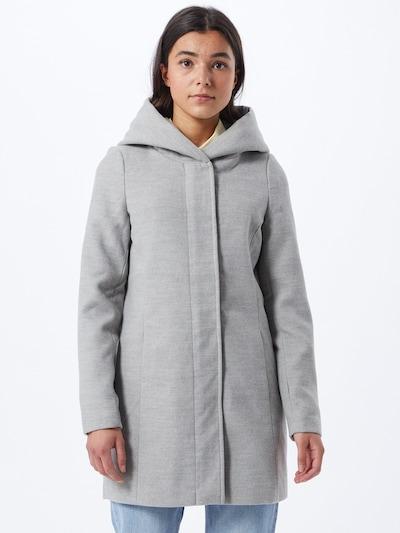 ONLY Преходно палто 'Newsedona' в сиво, Преглед на модела