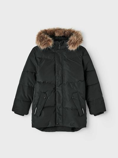NAME IT Winterjas in de kleur Zwart, Productweergave