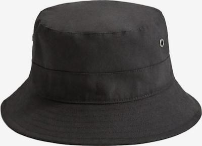 MANGO MAN Kapa   črna barva, Prikaz izdelka