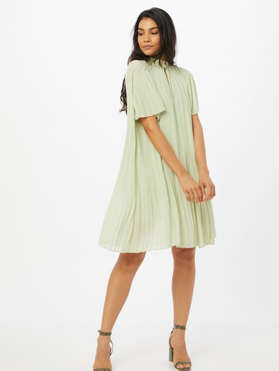 Samsoe Samsoe Kleid in pastellgrün, Modelansicht