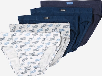 OVS Calzoncillo en azul / gris / blanco, Vista del producto