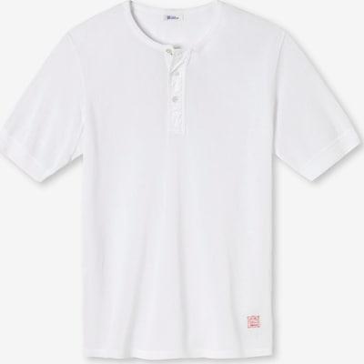 SCHIESSER REVIVAL T-Shirt in weiß, Produktansicht