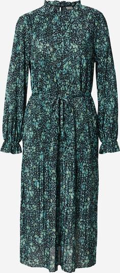 JACQUELINE de YONG Robe 'Flora' en vert / noir, Vue avec produit
