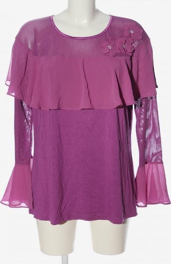 Ricarda M Langarm-Bluse in XXXL in pink, Produktansicht