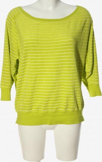 NIKE Sweatshirt in L in pastellgelb, Produktansicht