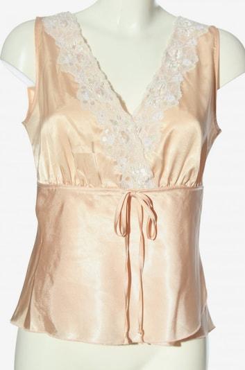 HELLINE ärmellose Bluse in M in creme, Produktansicht