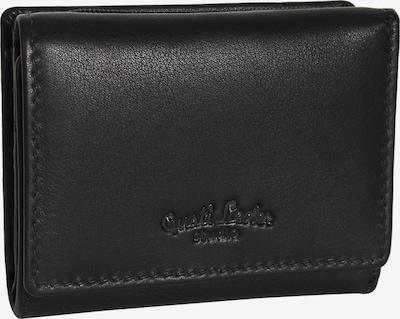 Gusti Leder Geldbörse in schwarz, Produktansicht