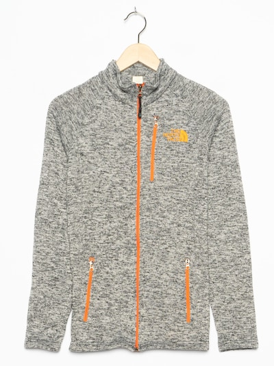 THE NORTH FACE Sportjacke in S in graumeliert, Produktansicht