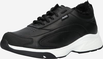 HUGO Sneaker 'Gilda' in schwarz, Produktansicht
