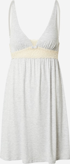 TRIUMPH Spavaćica košulja u bež / siva, Pregled proizvoda