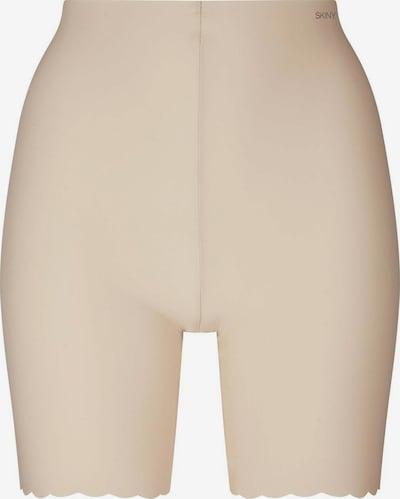 Skiny Shapingbroek in de kleur Beige, Productweergave